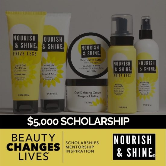 Beauty Changes Lives $5000 Scholarship